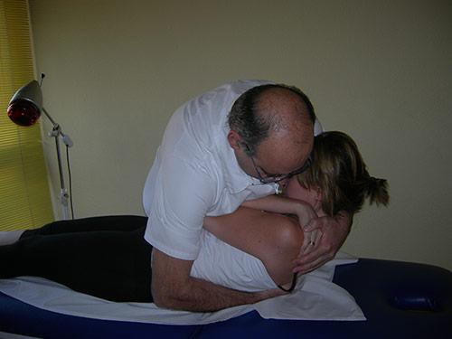 Osteopatía Dorsal